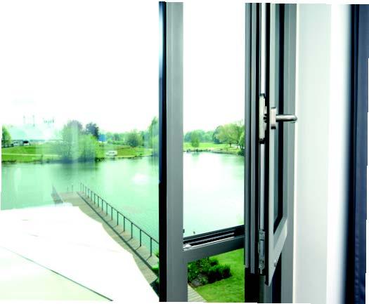 Fenêtre Avec Limiteur Douverture