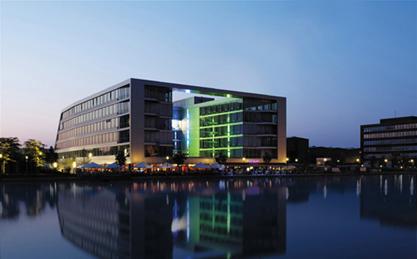 瑞士再保险公司大厦_德国杜伊斯堡H2办公楼