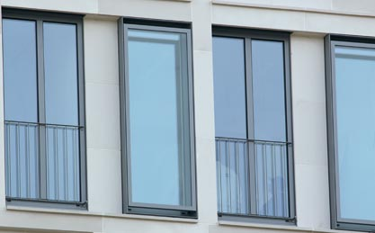 Finestre in alluminio finestre scorrevoli wicona it - Tipi di finestre ...