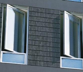Pivoting Windows Horizontal Amp Vertical Pivot Wicona Uk