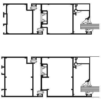 unged mmte t ren speziell f r das geb udeinnere wicona at. Black Bedroom Furniture Sets. Home Design Ideas