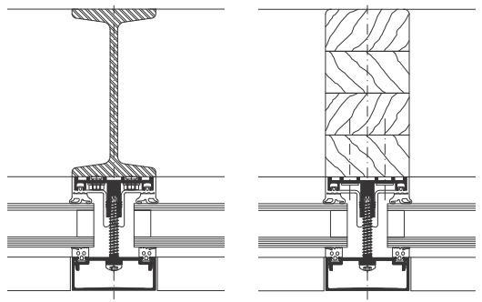 Pfosten-Riegel-Fassade Aufsatzkonstruktionen | WICONA AT
