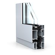 fen tre l 39 anglaise ouverture vers l 39 ext rieur wicona france. Black Bedroom Furniture Sets. Home Design Ideas