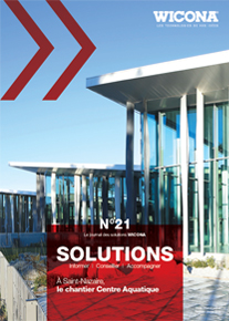 Couverture du Journal Solutions WICONA n°21