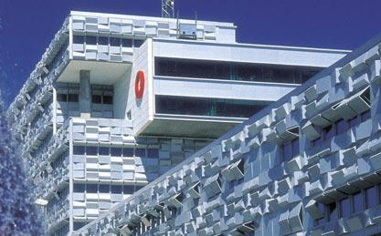 4. Information. The New Vodafone Corporate Headquarters In Lisbon, Portugal  ...