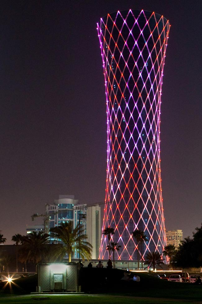 Tornado Tower Wins Major International Award