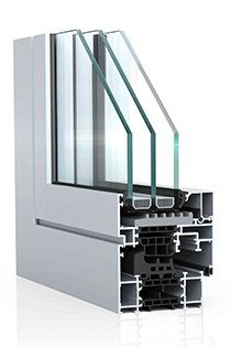 WICLINE EVO 75 - WICONA Window System